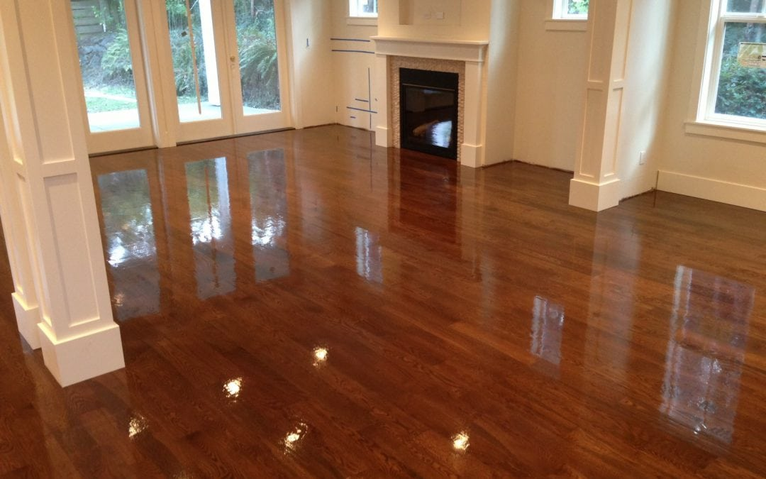 Cost of refinishing hardwood floors