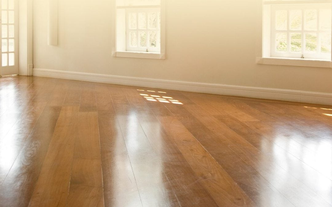 Hardwood Floor Refinishing Process