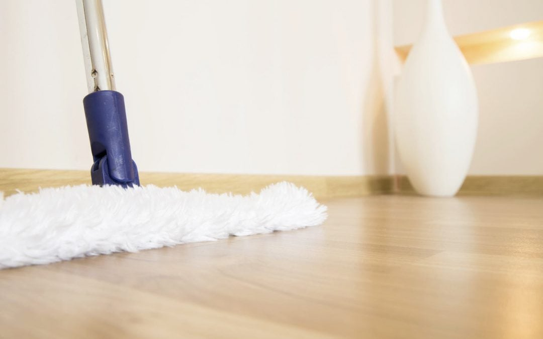How to keep your hardwood floor in a good condition?