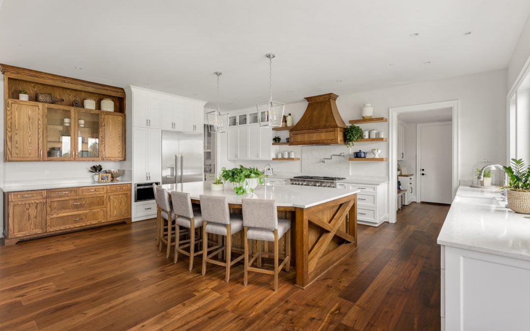 Hardwood Flooring for Your Kitchen Floors